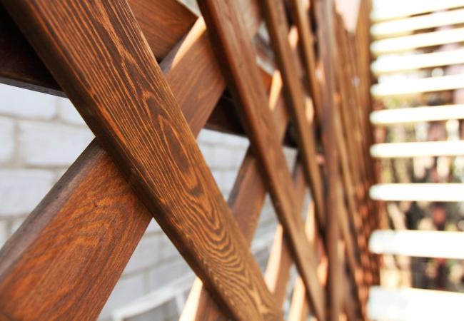 Дерев'яні паркани - 10