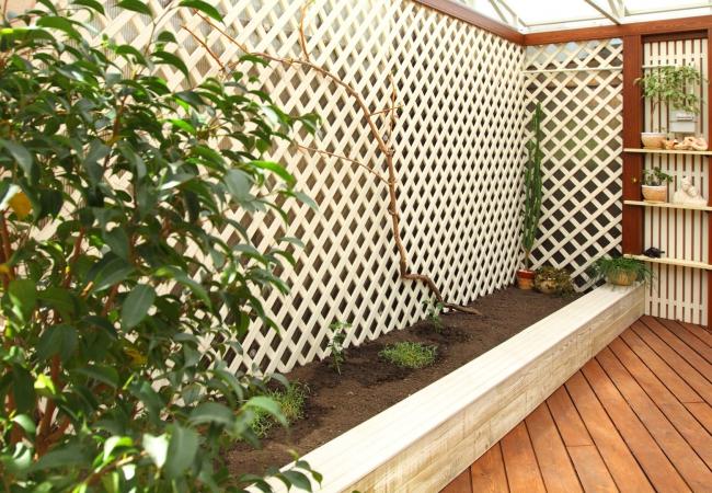 Дерев'яні паркани - 3