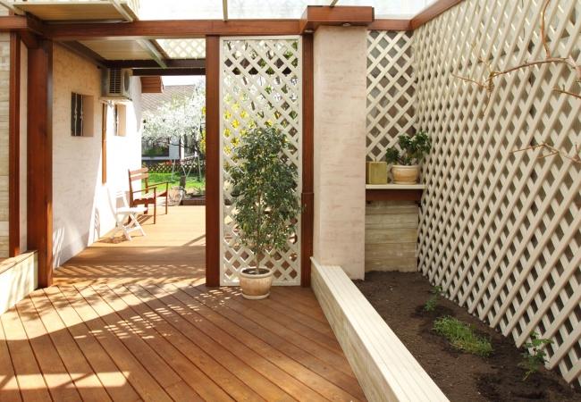 Дерев'яні паркани - 11